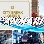 CITY BREAK LONDRA LA DOAR 169 EURO/PERS