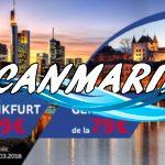 ⏰🔔 Preturi Promotionale pentru destinatiile Frankfurt si Geneva ⏰🔔